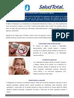 057boletin Punto Informativo Efectos Del Consumo Del Tabaco