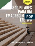 Livro Digital - Os 10 Pilares Para Um Emagrecimento Efetivo