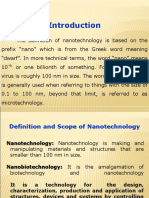 Unit 2_Nanomaterials,Synthesis and Fabrication