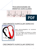 EL ELECTROCARDIOGRAMA EN LOS CRECIMIENTOS AURICULARES.pptx