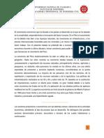 293751546 La Estructura Economica Del Peru y Los Principales Sectores Productivos