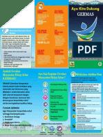 Leaflet PROMKES GERMAS Puskesmas Ambacang.pdf