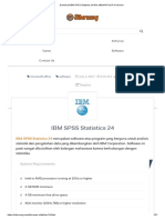 Download IBM SPSS Statistics 24 Win x86_x64 Final Full Version