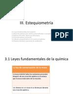 4. Estequiometría