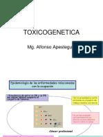 6. TOXICOGENETICA