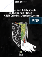Children and Adolescents in the United States' Adult Criminal Justice System - IACHR