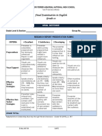 Oral Defense Rubric FINAL