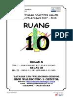 Cover Semester Gasal 2012 -2013 x