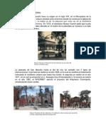 Plazuela San Marcelo- Datos Generales