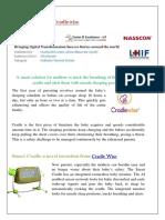 Success Story – Cradlewise Coe IoT India
