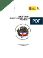 1-2-Diagnóstico Municipal de Quetzaltenango 2005