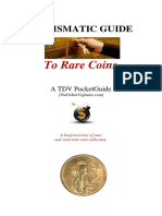 TDV Special Report Numismatic Guide to Rare Coins