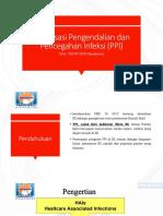 Sosialisasi Pengendalian Dan Pencegahan Infeksi (PPI)