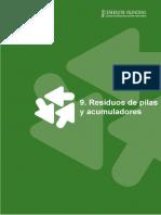 09. Residuos de Pilas y Acumuladores