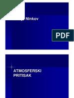 Atmosferski Pritisak - Marija Ninkov
