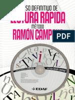 CURSO DEFINITIVO DE LECTURA RÁPIDA DE RAMÓN CAMPAYO