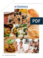 2015-2020 Dietary Guidelines Executive Summary