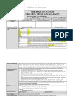 1. Contoh RPS Manajemen Strategi