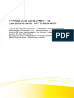 PT Pikko Land Development Tbk,