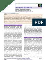 Natarajan Et Al. 2012. Review on Mucuna - The Wonder Plant