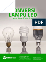 Konversi Lampu LED -- Opt