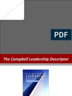 5 Leadership Descriptor Assessment