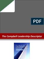 5 Leadership Descriptor Assessment