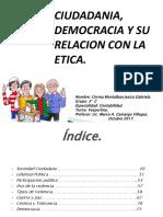 Ciudaniaydemocracia. (Actividad)