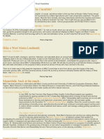Oct 2009 Marin Agricultural Land Trust Newsletter