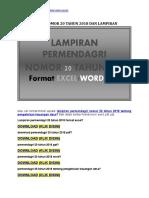 Download-Format-Excel-Lampiran-permendagri-nomor-20-tahun-2018.doc