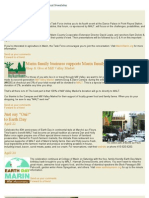 April 2010 Marin Agricultural Land Trust Newsletter