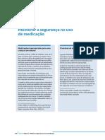 Segurança de medicamentos Guia Curricular de Segurança do Paciente da Organização Mundial de Saúde