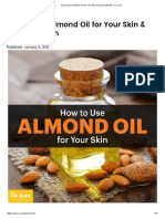How to Use Almond Oil for Your Skin & Overall Health - Dr. Axe.pdf