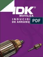 IDK Inducidos de Arranque