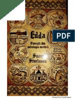 Snorri Sturluson - Edda. Povești Din Mitologia Nordică