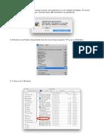 Instalar apps ajenas a Apple en un MAC