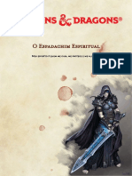 D&D 5E - Homebrew - O Espadachim Espiritual - Biblioteca Élfica