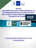G01 - Componentes Eléctricos en Las Instalaciones