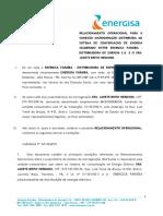 Relacionamento Operacional Pe 1629-18 Epb