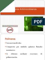 Polímeros antimicrobianos