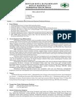 Instrumen Audit (Check List SOP Pendaftaran)