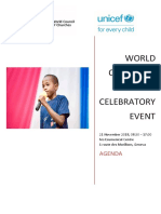 Programme of the World Children's  Day Event - World Council of Churches (WCC)