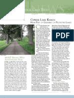 Spring 2010 Marin Agricultural Land Trust Newsletter