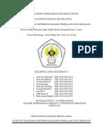 Pre Planning Senam Lansia