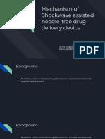 Needless drug delivery