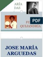 Biografía de Jose María Arguedas