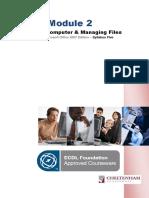 Module 2 Manual ICDL