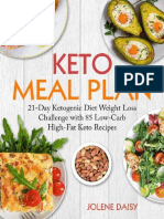 Keto Meal Plan