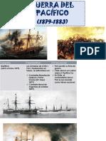 Guerra Del Pacifico - Desarrollo-consecuencias