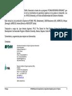 Manual de Capacitación en Agricultura Orgánica
